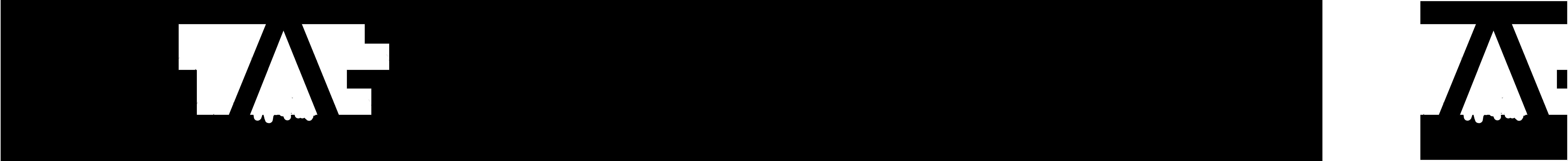 TANGERA logga text 9750x1000 Svart